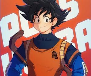 anime, anime boy, and son goku image