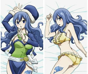 anime girl, ft, and fairy tail image