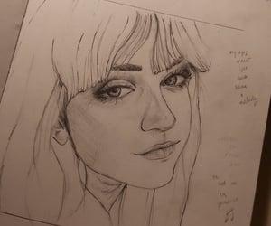 drawing, fun, and myself image