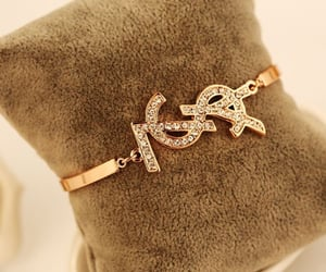 bracelet, expensive, and fashion image