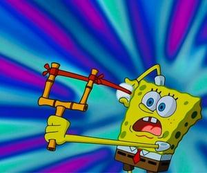nickelodeon, spongebob squarepants, and spongebob image