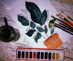 earth, painting, and huji image