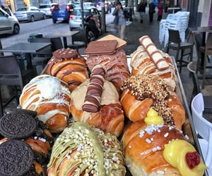 vanilla, nutella, oreo - image #6559059 on Favim.com