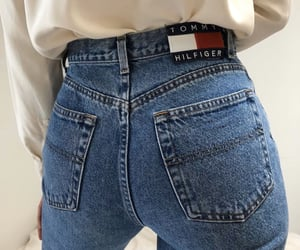 fashion, inspo, and jeans image