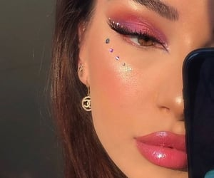 beauty, makeup, and belleza image