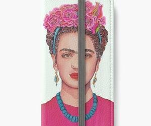 kahlo art, frida iphone, and frida prints image