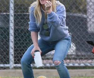 celebrity and Hilary Duff image