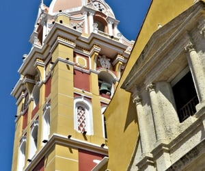 Caribbean, colombia, and cartagena image