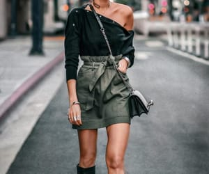 Alexander McQueen, street style, and ootd image