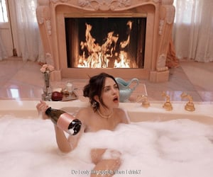 bubbles, classy, and fancy image