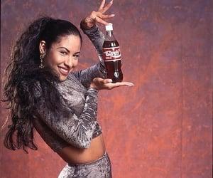 90s, selena quintanilla, and Pepsi image