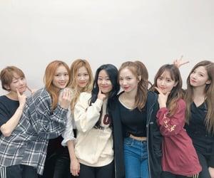 bora, chaerin, and girl group image