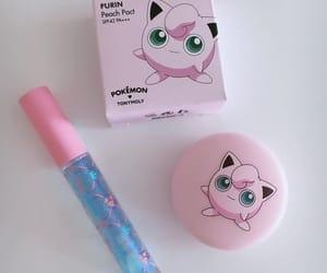 jigglypuff, lip gloss, and makeup image