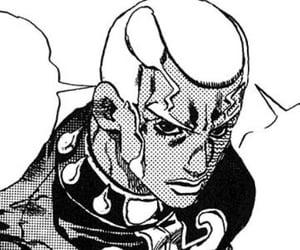 anime, manga, and black anime character image