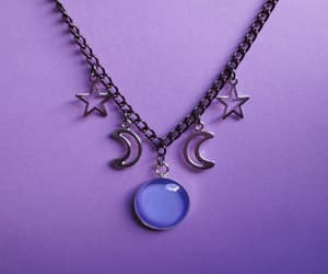 fantasy, jewelry, and moon child image