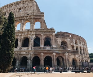 aesthetic, colosseum, and europe image