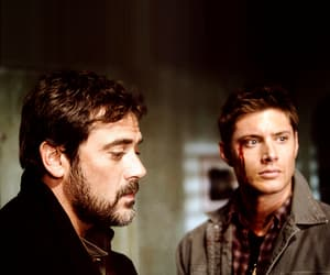 dean winchester, jared padalecki, and sam winchester image