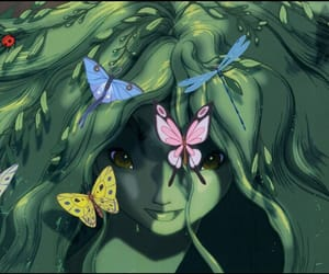 disney, butterfly, and fantasia image