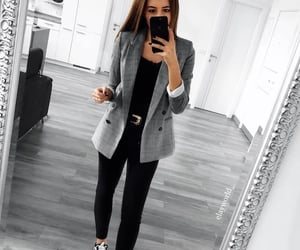 beautiful, outfit, and stylé image