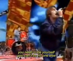 90s, liam gallagher, and Lyrics image