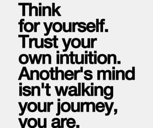 quotes, think, and yourself image