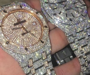 accessories, bling, and diamonds image