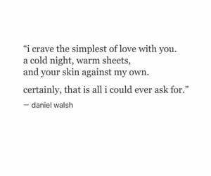 love quote, quote, and romance image