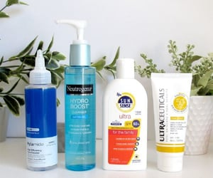 skincare, skincare products, and no skin care routine image
