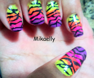 color, nails, and fuul image