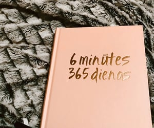 aesthetic, journaling, and pink image