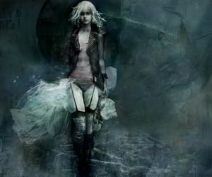 Christopher Shy, fantasy, and girl image