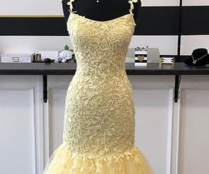 ball gown, formal wear, and prom dresses image