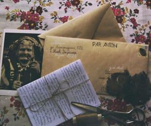pen pal and vintage image
