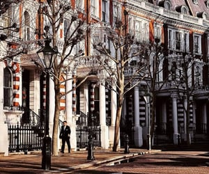 architecture, british, and city image