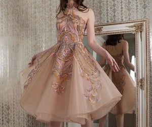 Couture, nudedress, and dress image