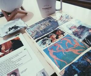 art, henri matisse, and cigarette image