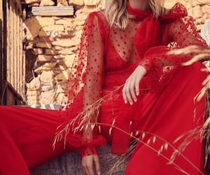 Couture, reddress, and dress image