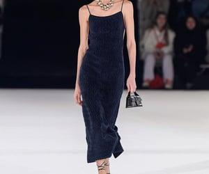 black dress, city, and designer image