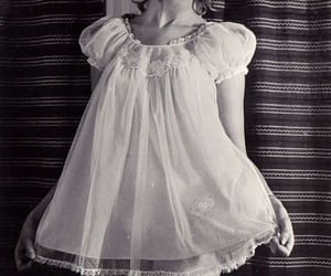 50's, babydoll, and chic image