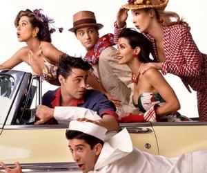 90s, Jennifer Aniston, and reunion image