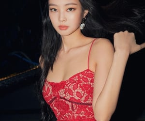 kpop, jennie, and jennie kim image
