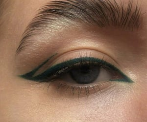 aesthetics, eyebrows, and fashion image