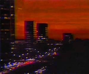 90s, city, and retro image