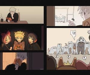 kakashi, sasuke, and team7 image
