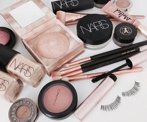 beauty, lipgloss, and blush image