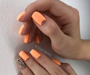 beauty, nailart, and manicure image