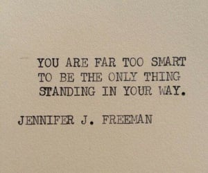 quotes, smart, and inspiration image