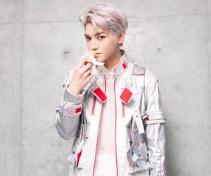 asian, idol, and rapper image
