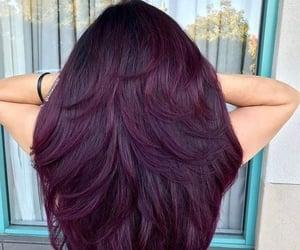 hair and viola image