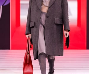 coat, design, and style image